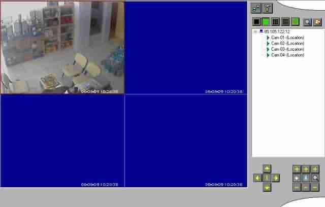 bilgisayarlı kamera sistemi