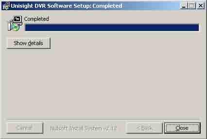 Kayıt programı yükleme