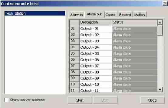 client programı