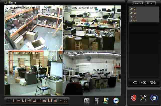 kamera sistemi bağlantıları