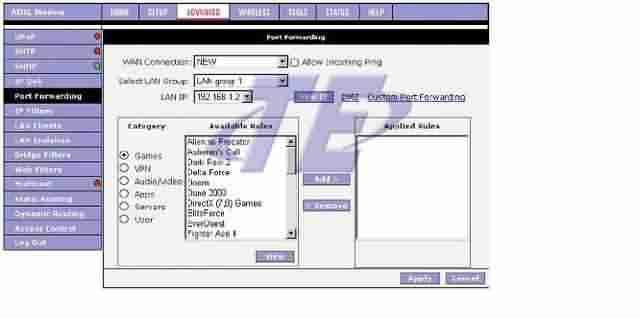 AAM6020VI-T4 modem