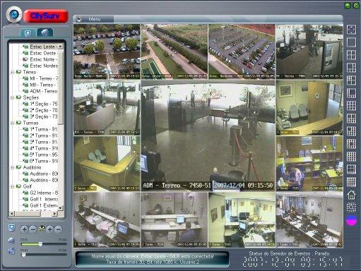Şehir izleme sistemi