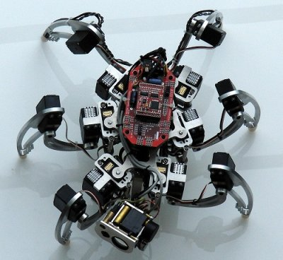 Robot kamera