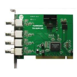 H,264 sıkıştırma teknolojisi ile çok kaliteli görüntü, çok küçük bir disk alanına kaydedilir