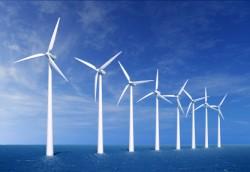 Rüzgar tarlası