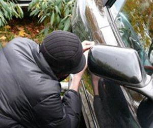 Araba hırsızlığı
