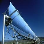 Parabolik Güneş Panelleri