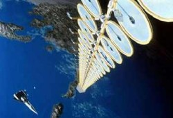 Uzay Güneş Panelleri
