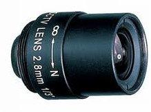 Cctv kamera lensi seçimi